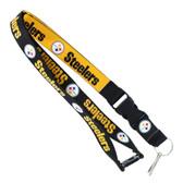 Pittsburgh Steelers Lanyard - Reversible
