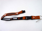 Texas Longhorns Lanyard - Reversible