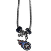 Tennessee Titans Necklace - Euro Bead