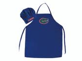 Florida Gators Apron and Chef Hat Set Special Order