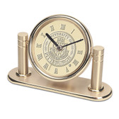 Pittsburgh Panthers Arcadia Desk Clock