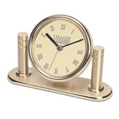 University of Massachusetts Arcadia Desk Clock