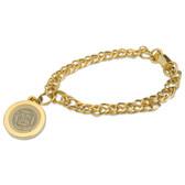 Minnesota Golden Gophers Gold Charm Bracelet