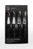 Oakland Raiders Knife Set Steak 4 Pack