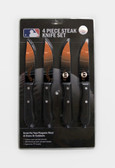 San Francisco Giants Knife Set Steak 4 Pack