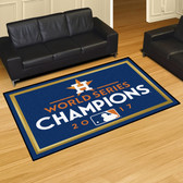 Houston Astros 2017 World Series Champions 5'x8' Rug