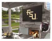 """Florida State Seminoles (Script) TV Cover (TV sizes 50""""-56"""")"""