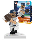 Houston Astros JUSTIN VERLANDER World Series Champion Limited Edition OYO Minifigure
