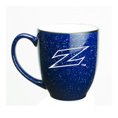 Akron Zips Deep Etched 15 oz. Cobalt Bistro Mug