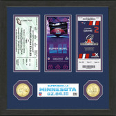 Super Bowl 52 Commemorative Ticket Collection