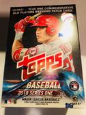 2018 Topps Series 1 Baseball Blaster Box