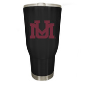 Montana Grizzlies 32oz Powder Coated Stainless Steel Tumbler