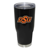 Oklahoma State Cowboys 32oz Decal Powder Coated Stainless Steel Tumbler