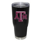 Texas A&M Aggies 32oz Decal Powder Coated Stainless Steel Tumbler