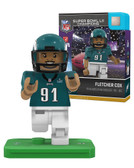 Philadelphia Eagles Super Bowl 52 Champs Fletcher Cox