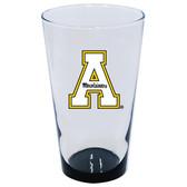 Appalachian State Mountaineers 16oz Highlight Pint Glass