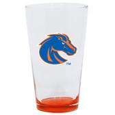 Boise State Broncos 16oz Highlight Pint Glass