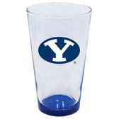 Brigham Young 16oz Highlight Pint Glass