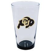 Colorado Buffaloes 16oz Highlight Pint Glass