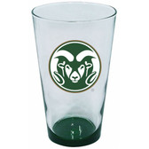Colorado State Rams 16oz Highlight Pint Glass