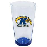 Kent State 16oz Highlight Pint Glass