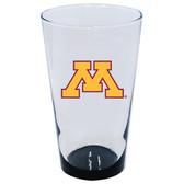 Minnesota Golden Gophers 16oz Highlight Pint Glass