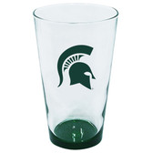 Michigan State Spartans 16oz Highlight Pint Glass