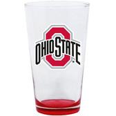 Ohio State Buckeyes 16oz Highlight Pint Glass