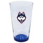 Connecticut Huskies 16oz Highlight Pint Glass