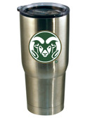 Colorado State Rams 22oz Decal Stainless Steel Tumbler
