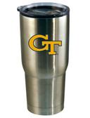 Georgia Tech Yellow Jackets 22oz Decal Stainless Steel Tumbler