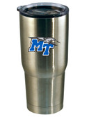 Middle Tennessee State 22oz Decal Stainless Steel Tumbler