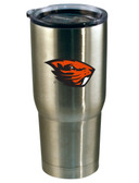Oregon State Beavers 22oz Decal Stainless Steel Tumbler