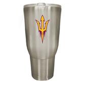 Arizona State Sun Devils 32oz Stainless Steel Decal Tumbler