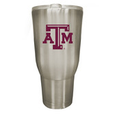Texas A&M Aggies 32oz Stainless Steel Decal Tumbler