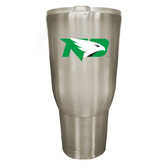 North Dakota Sioux 32oz Stainless Steel Decal Tumbler