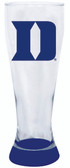 Duke Blue Devils 23 oz Highlight Decal Pilsner