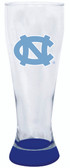 North Carolina Tar Heels 23 oz Highlight Decal Pilsner
