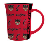 Cincinnati Bearcats Line Up Mug