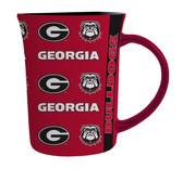 Georgia Bulldogs Line Up Mug