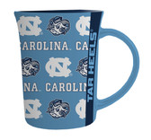 North Carolina Tar Heels Line Up Mug