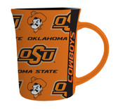 Oklahoma State Cowboys Line Up Mug