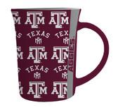 Texas A&M Aggies Lineup 15oz Decal Mug
