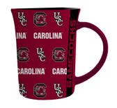 South Carolina Gamecocks Line Up Mug