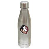 Florida State Seminoles 17 oz Stainless Steel Water Bottle