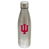 Indiana Hoosiers 17 oz Stainless Steel Water Bottle