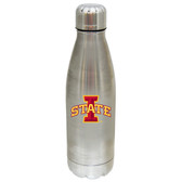 Iowa State Cyclones 17 oz Stainless Steel Water Bottle