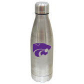 Kansas State Wildcats 17 oz Stainless Steel Water Bottle