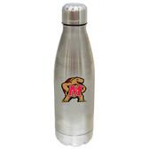 Maryland Terrapins 17 oz Stainless Steel Water Bottle