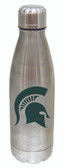 Michigan State Spartans 17 oz Stainless Steel Water Bottle